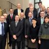 Prima riunione a Trento della comunità d'azione ferrovia del Brennero