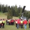 Veneto, salvati 5 alpinisti rimasti bloccati a 1200 metri
