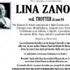 Lutto per la famiglia del presidente della Comunità di Primiero, Trotter: è scomparsa la madre Lina Zanon ved. Trotter: addio a Mezzano giovedì 2 Aprile alle ore 16