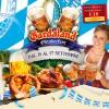 Gardaland Oktoberfest, dal 19 al 27 settembre divertimento a tutta birra