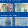 Arrivata la nuova banconota da 20 euro