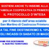 Coop Primiero precisa: a favore degli Impianti il 10% degli incassi di Sabato 28 maggio