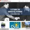 Giornata dell'autonomia il 5 settembre, online il nuovo sito web