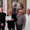 L'ospedale di Feltre saluta Daniele Davide Del Monte, in pensione il primario di anestesia