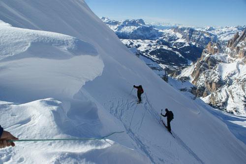 Tragedia sulle Alpi, le guide italiane:
