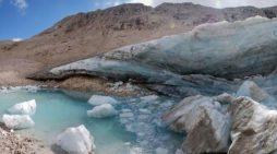 Dopo la Marmolada, nuova polemica sulla Fradusta: la Lega Nord bellunese rivendica il ghiacciaio sulle Pale