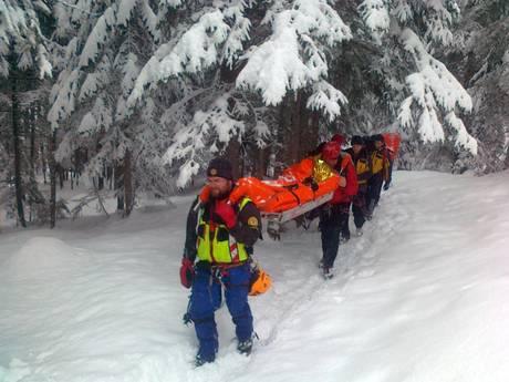 Belluno, Sottoguda: donna muore cadendo da una parete di ghiaccio