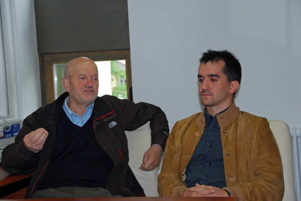 Enrico Turra e Maurizio Gaio