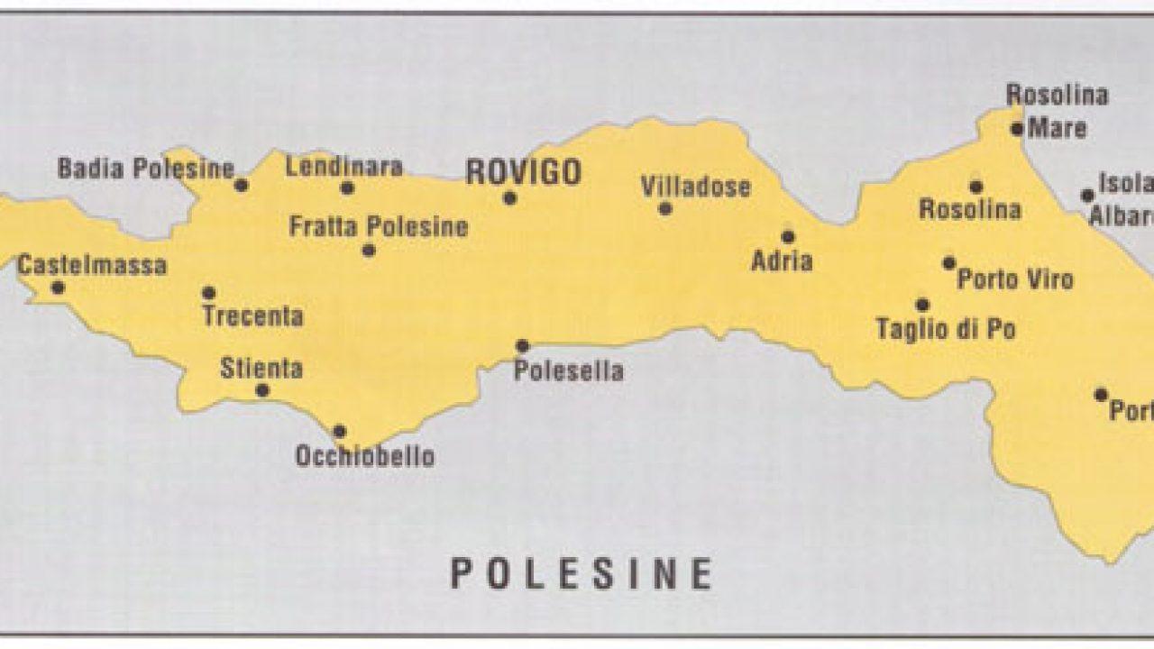 Cartina Dell Italia Rovigo.Sei Comuni Del Rodigino Si Fondono Per Dar Vita A Civitanova Polesine Lavocedelnordest