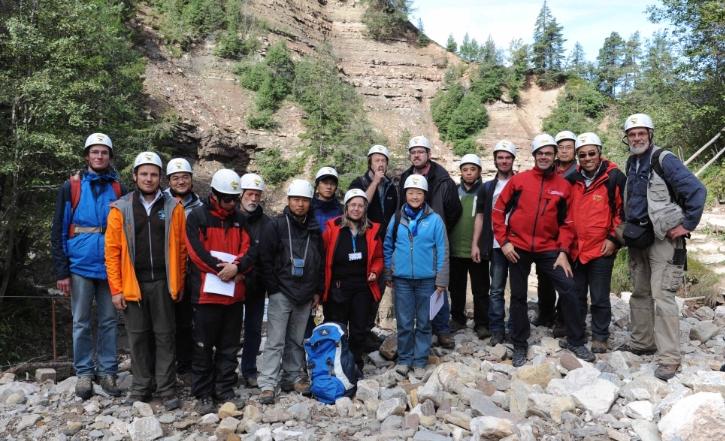 geologi cinesi