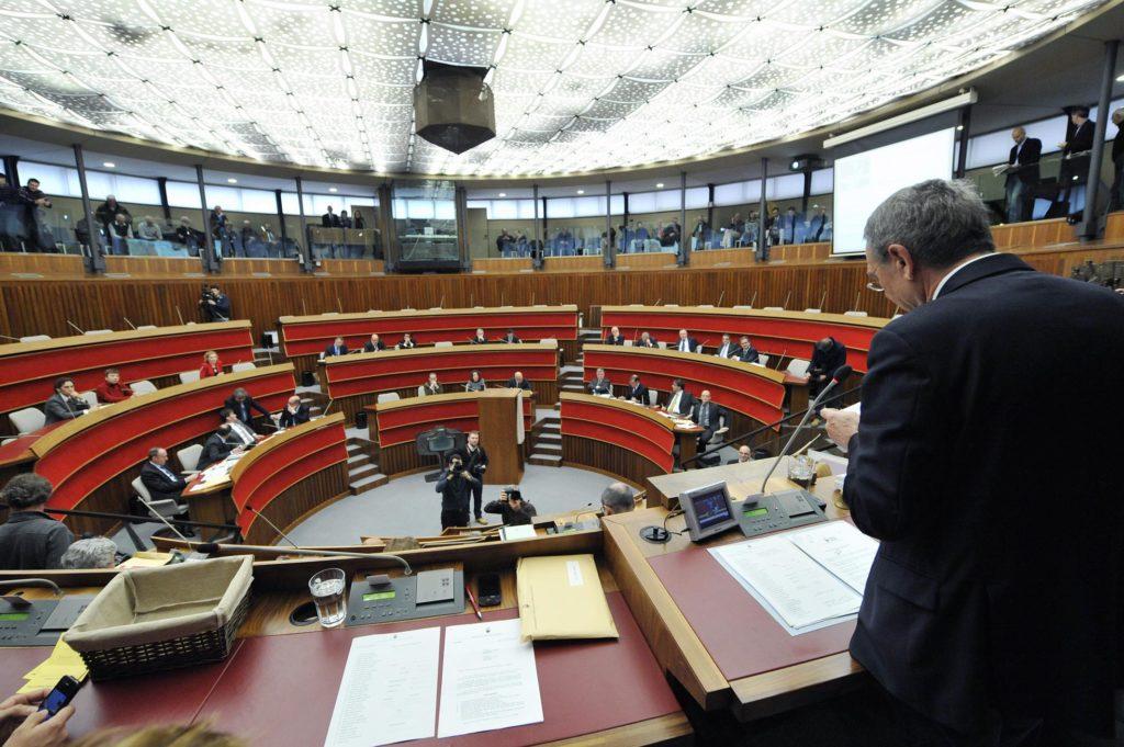 PRIMA SEDUTA NUOVO CONSIGLIO PROVINCIALE DOPO ELEZIONI 2013