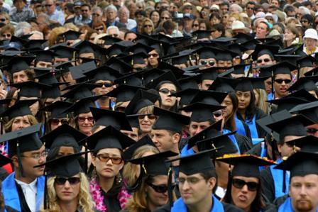 UCSB Graduation Day