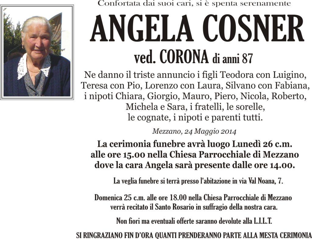 Cosner Angela