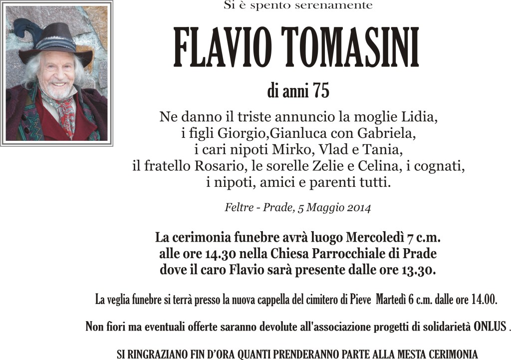 Tomasini Flavio