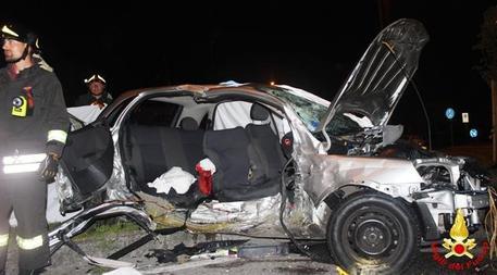 Incidente stradale con 2 morti a Mirano