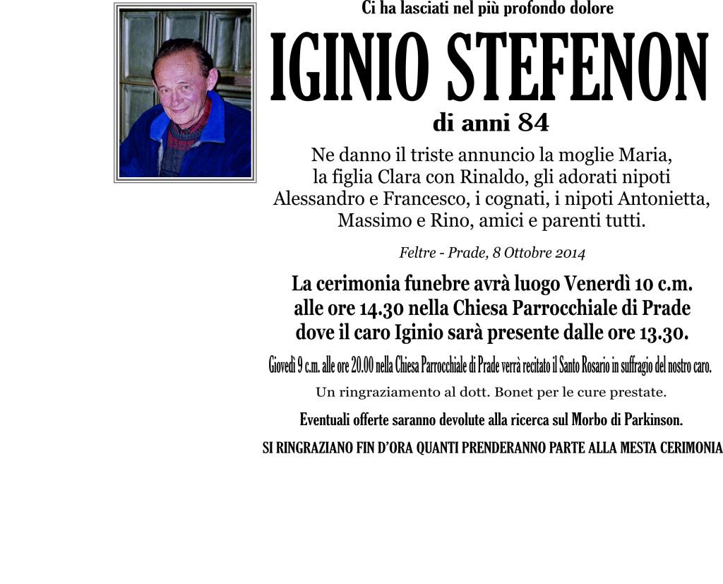Stefenon Iginio