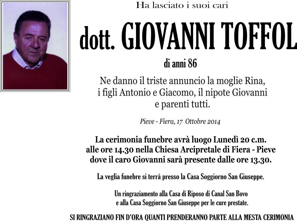Toffol Giovanni