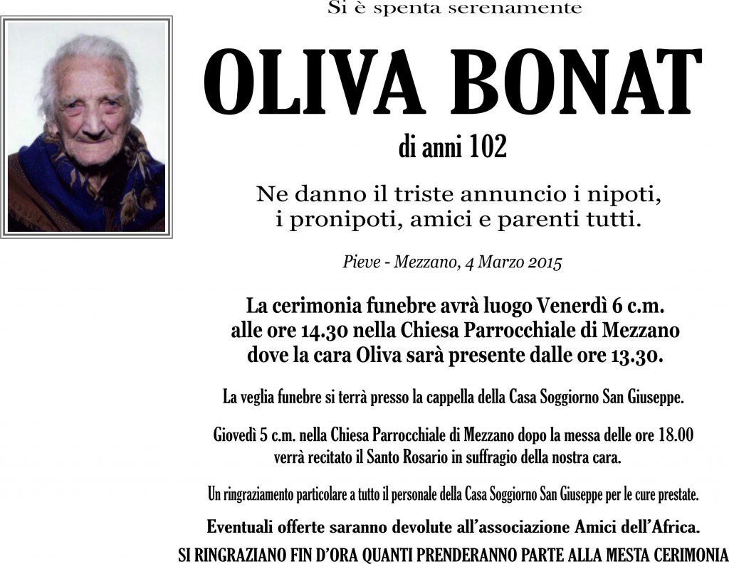 Bonat Oliva