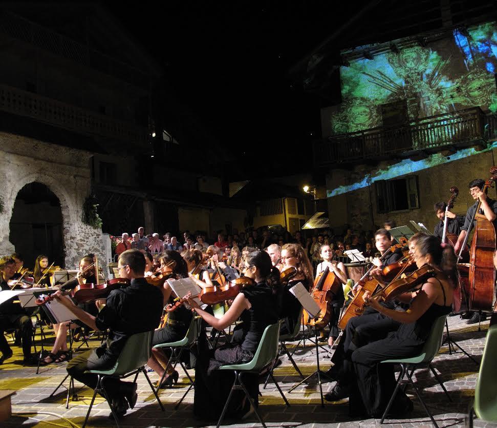 Mezzano Romantica  (Foto Luigi Valline)