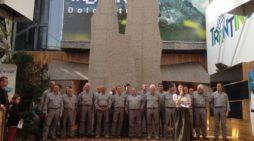 Trento, Mille cantori all'apertura delle Feste vigiliane