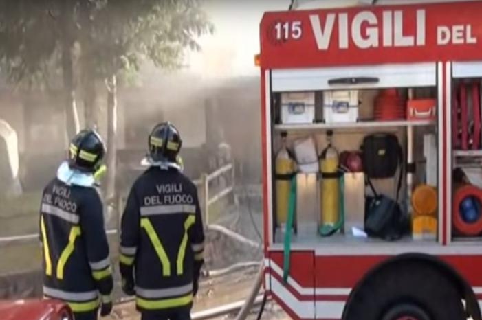 Incendio doloso in Panarotta, denunciato dalla Forestale
