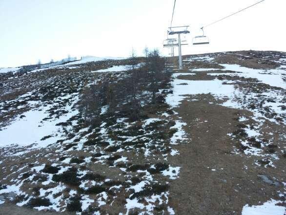 poca neve