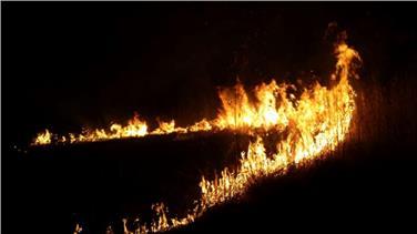 incendio caldaro