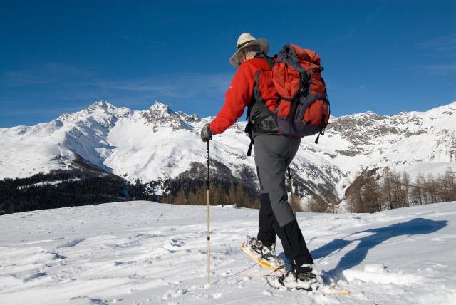 Il turismo della neve diventa slow  è boom per le attività più ... e755aa1c1923