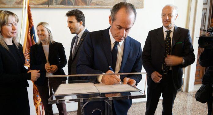 """Autonomia: Zaia: """"Salta election day"""""""