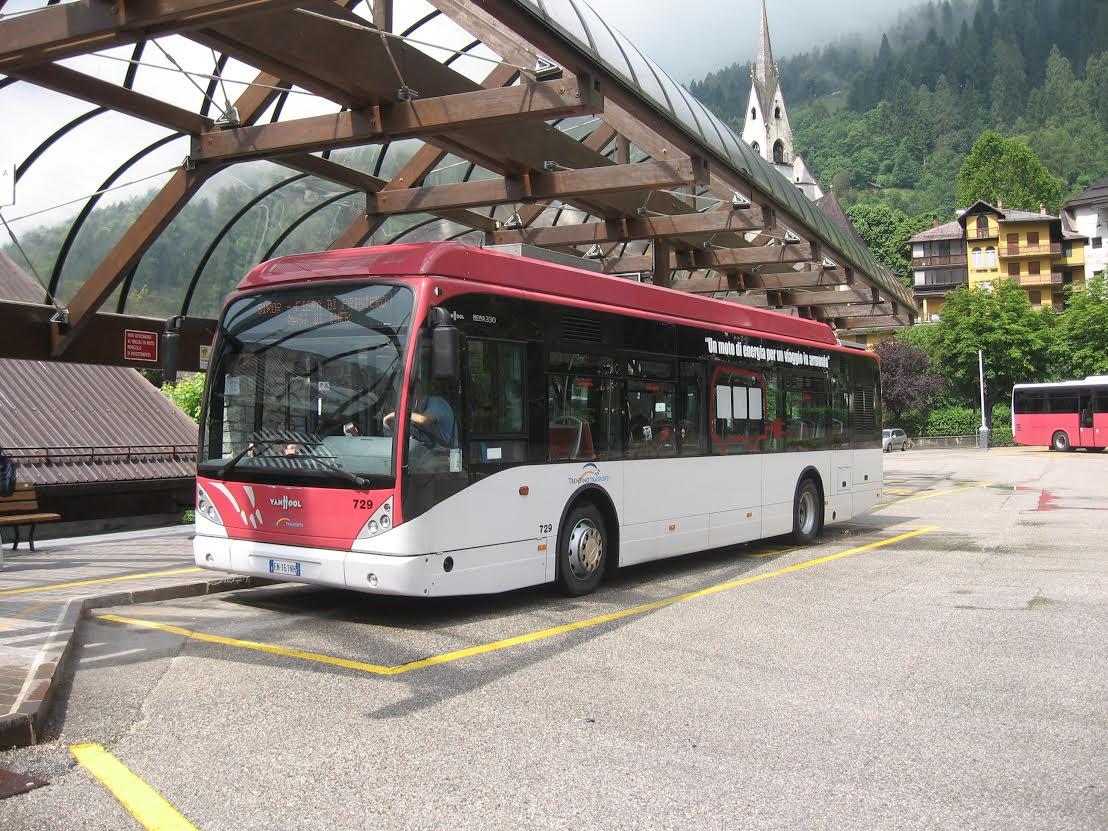 Trentino Trasporti: bilancio in utile nel 2016 ...