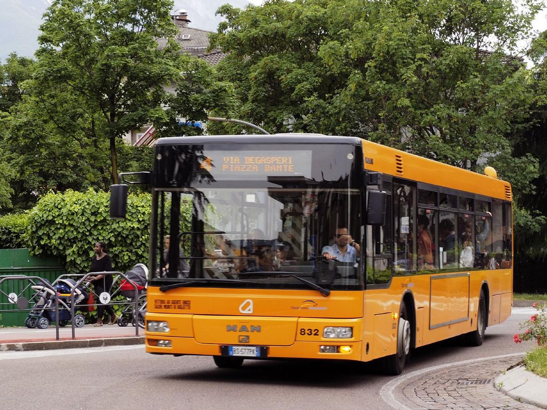 Nuovi orari invernali del trasporto pubblico in trentino for Orari negozi trento