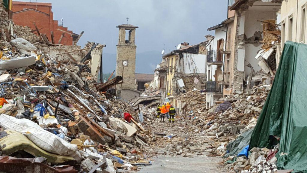 Terremoto: il vescovo Pompili: