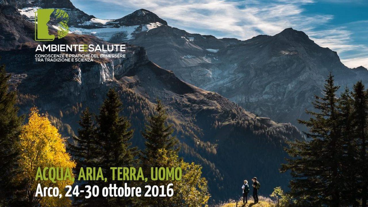 Acqua Aria Terra Uomo Sette Giorni Di Iniziative Culturali Ad Arco Lavocedelnordest