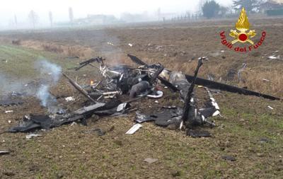 Precipita un ultraleggero tra i campi di Musile: morto il pilota