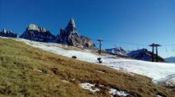 Clima, Rapporto Eurac: nel 2100 niente più sci a 1500 metri e temperature più alte di 5 gradi
