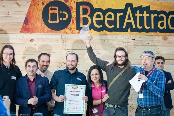 Bionoc è ancora birra da premio: doppia medaglia a Rimini e il lampone vale oro