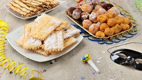 Dolci di carnevale: quanto sono calorici?