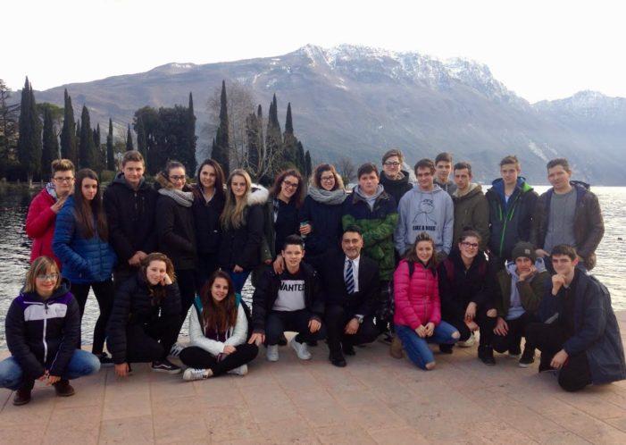 ENAIP Primiero in viaggio di istruzione ad Expo Riva Hotel (FOTO)
