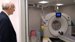 Ospedale di Feltre, inizia il trasferimento di radiologia nella nuova struttura