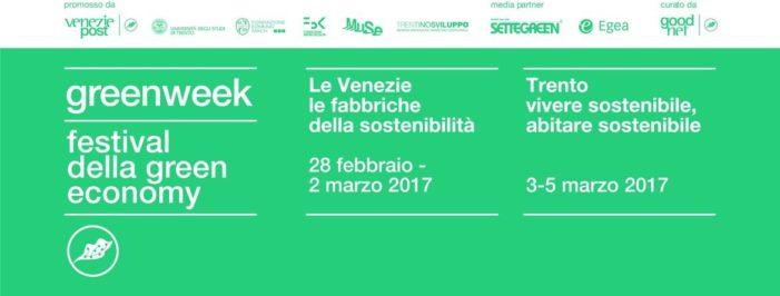 "Trento,""Green Week""dal3 al 5 marzo"