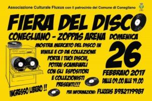 Fiera del Disco e del CD da Collezione alla Zoppas Arena di Conegliano