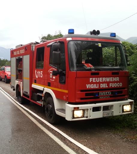 Vigili del Fuoco di Bolzano