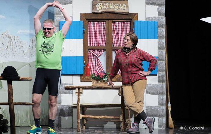 """24^ Rassegna Primiero Teatro, sabato 23 febbraio alle 20.45 cambio di programma: in scena al Teatro di Mezzano """"La salute l'è tut"""""""
