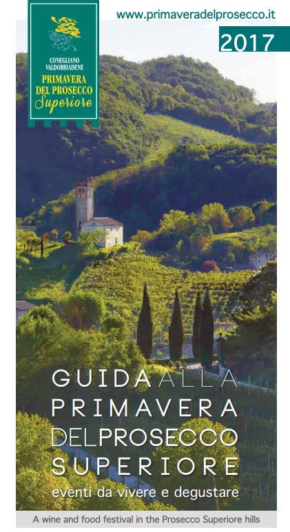 """Primavera di Prosecco e di """"Marca"""": slow bike e visite ai castelli, colline in fiore ed eventi culturali a NordEst"""