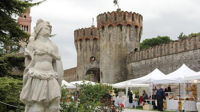 Primavera al Castello di Roncade, due giorni di festa con oltre 90 espositori tra parco e barchessa della celebre villa