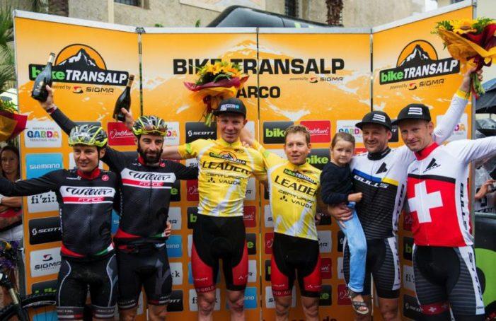 20ᵃ Bike Transalp, dal 16 al 22 luglio a Trento arrivo di tappa