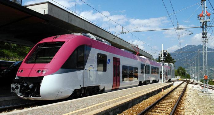 Al via il servizio di vigilanza privata sui treni della Valsugana e della Trento-Malè