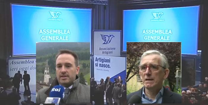 Artigiani trentini in Assemblea: Marco Segatta eletto nuovo presidente