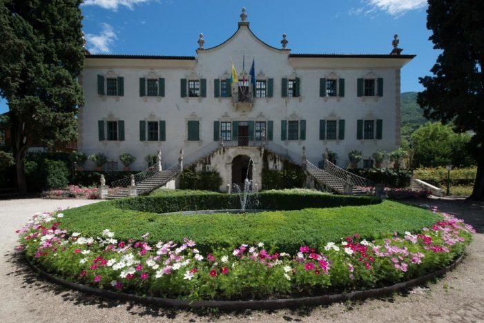 Parchi e Giardini storici in Trentino: la valorizzazione da Venezia al web