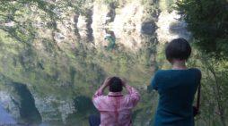 Loch Ness? No, lago dello Schenèr nel Primiero: dopo il recupero, la satira sui social